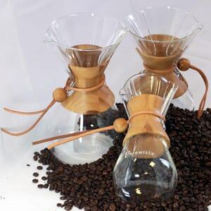 Brewista Hourglass coffee brewer