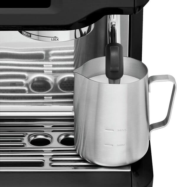 Sage Barista Touch espresso machine milk wand