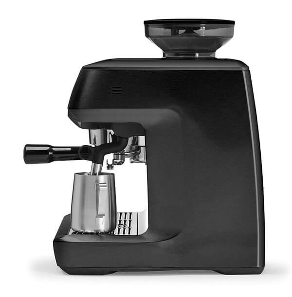 Sage Oracle Touch espresso machine side