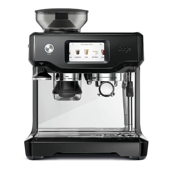 Sage Barista Touch espresso machine black
