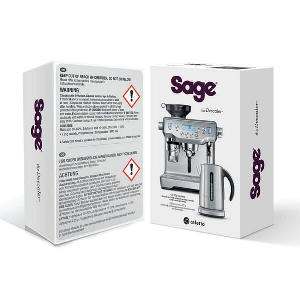 Sage descaler powder